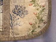 18th Century French Silk Brocade Church Chausuble