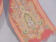 Early 2oth C. Paisley Scarf